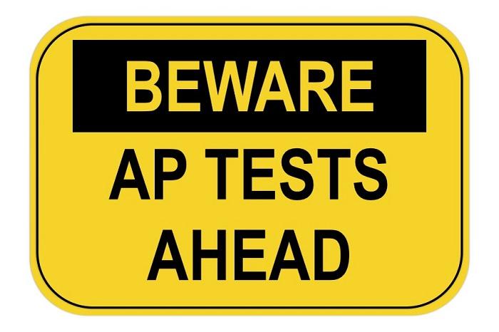 AP考试注意事项