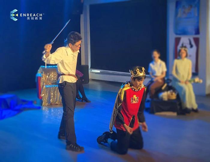 英语戏剧培训:孩子英语戏剧培训好处你知道吗?