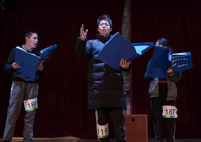 英语戏剧课程培训学子说:表演赋予自我意义