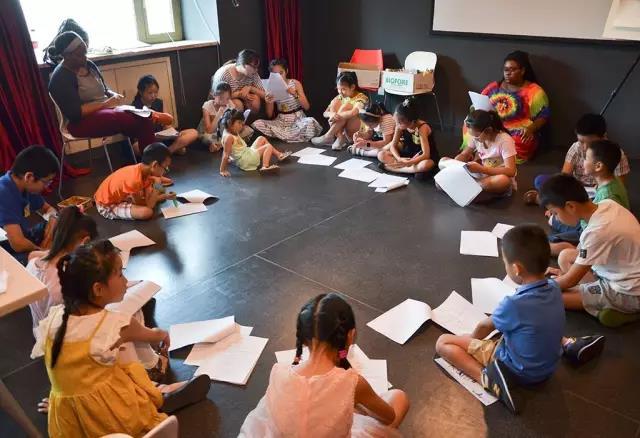 英语戏剧课堂:英锐少儿英语戏剧课堂回顾来啦!